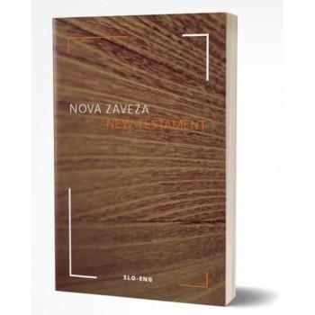 Sveto pismo - dvojezična Nova zaveza (slovensko-angleško)
