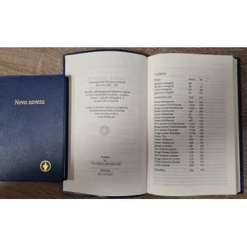 Brezplačno Sveto pismo - Nova zaveza
