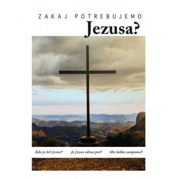 Rudi Joas - Zakaj potrebujemo Jezusa?