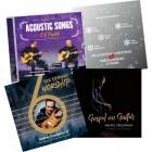 Komplet slavilnih instrumentalnih CD-jev