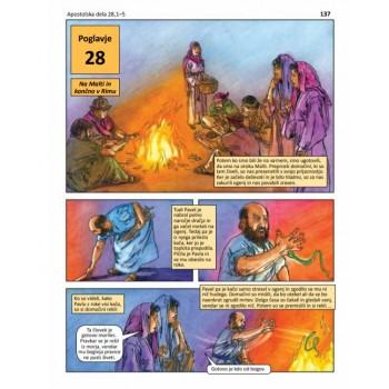 Sveto pismo v stripu 1 - Apostolska dela