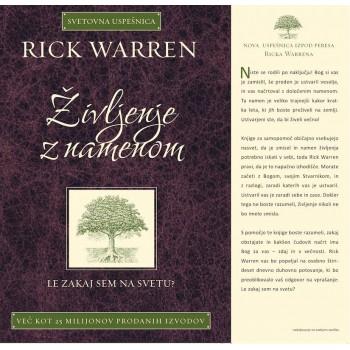Rick Warren - Življenje z namenom