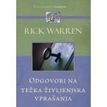 Rick Warren - Odgovori na težka življenjska vprašanja